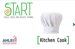 Certified Kitchen Cook (CKC) Online Program (Spanish)
