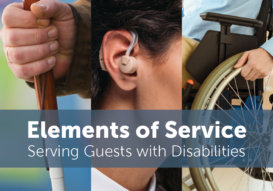 Elements of Service - Serving Guests With Disabilities