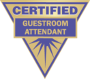 Certified Guestroom Attendant (CGA) Exam (Spanish) – BW