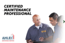 Certified Maintenance Professional (CMP) – BW