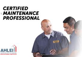 Certified Maintenance Professional (CMP) – BW