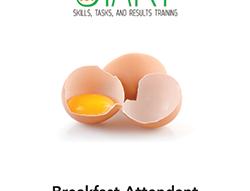 Certified Breakfast Attendant (CBA) START Instructor Guide