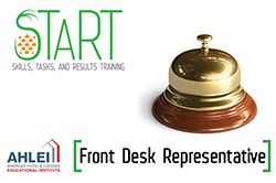 Certified Front Desk Representative (CFDR) Online Program (Spanish)
