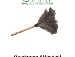 Certified Guestroom Attendant (CGA) START Study Guide