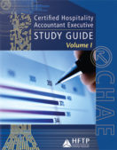 Certified Hospitality Accountant Executive (CHAE) Study Guides