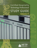 Certified Hospitality Technology Professional (CHTP) Study Guide