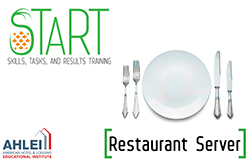 Certified Restaurant Server (CRS) Online Program