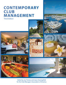 Contemporary Club Management, Third Edition