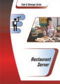 Food and Beverage – Restaurant Server