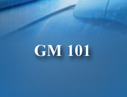 General Manager 101 (GM 101)