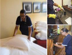 Housekeeping – 10-Minute Trainer (Spanish)