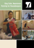 Stay Safe: Awareness Training for Housekeepers DVD