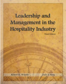 Leadership and Management in the Hospitality Industry, Third Edition eBook and Online Exam