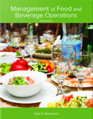 Management of Food and Beverage Operations, Sixth Edition Textbook and Answer Sheet