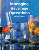 Managing Beverage Operations, Second Edition, Second Edition Textbook and Answer Sheet