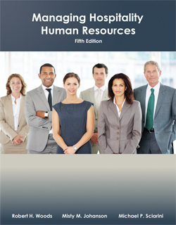 Managing Hospitality Human Resources, Fifth Edition