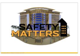 Safety Matters Online Program