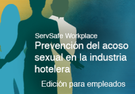 Sexual Harassment Prevention Hospitality Industry Employees (Spanish)