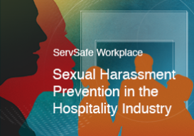 Sexual Harassment Prevention Hospitality Industry Manager, California