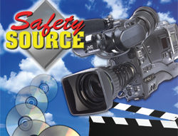 Safety Source: Slips, Trips and Falls DVD