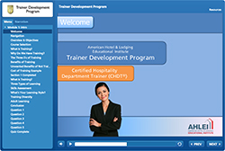 Trainer Development Online Program and Certification