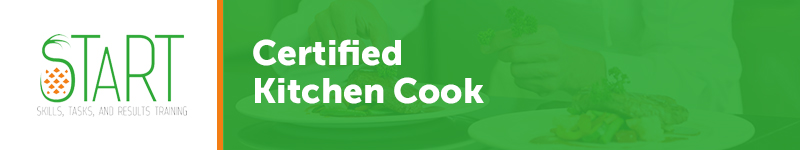 START Certified Kitchen Cook