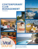 Contemporary Club Management, Third Edition eBook and Online Exam