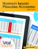 Hospitality Industry Managerial Accounting, Eighth Edition – Digital