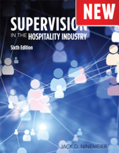Supervision in the Hospitality Industry, 6e