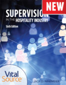 Supervision in the Hospitality Industry, Sixth Edition – Digital
