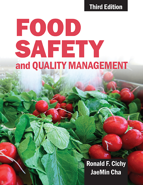 Food Safety and Quality Management, Third Edition