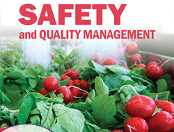 Food Safety and Quality Management, Third Edition – Digital
