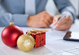 Make the Holiday Festive and Bright — For Your Employees