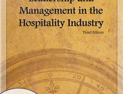 Leadership and Management in the Hospitality Industry, Third Edition – Digital
