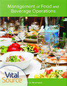 Management of Food and Beverage Operations, Sixth Edition – Digital