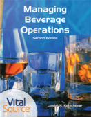 Managing Beverage Operations, Second Edition – Digital