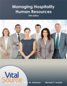 Managing Hospitality Human Resources, Fifth Edition eBook and Online Exam