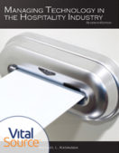 Managing Technology in the Hospitality Industry, Seventh Edition – Digital