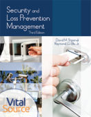 Security and Loss Prevention Management, Third Edition eBook and Online Exam