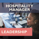 Hospitality Manager: Leadership