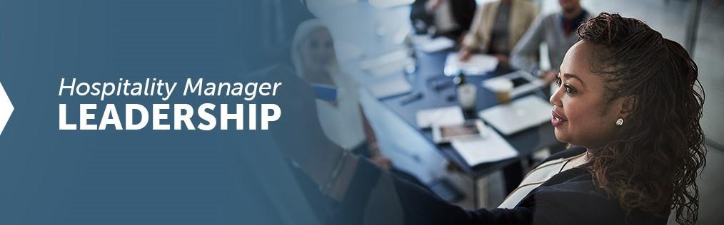 Hospitality Manager Leadership