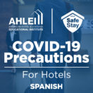 COVID-19 Precautions for Hotels Online Course (Spanish)