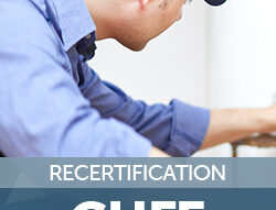 Certified Hospitality Facilities Executive (CHFE) Recertification Fee