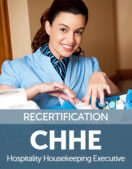 Certified Hospitality Housekeeping Executive (CHHE) Recertification Fee