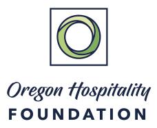 Oregon Hospitality Foundation Logo