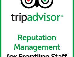 TripAdvisor® Reputation Management for Frontline Staff Workbook